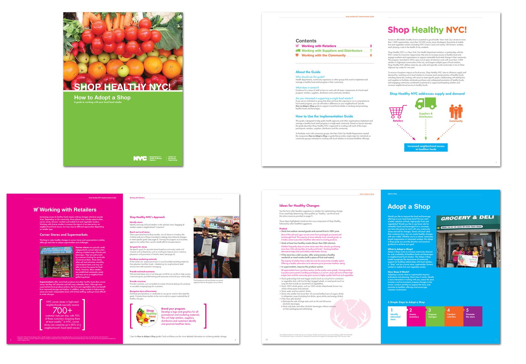 Adventium | NYC Health Brochures, Reports & Publication