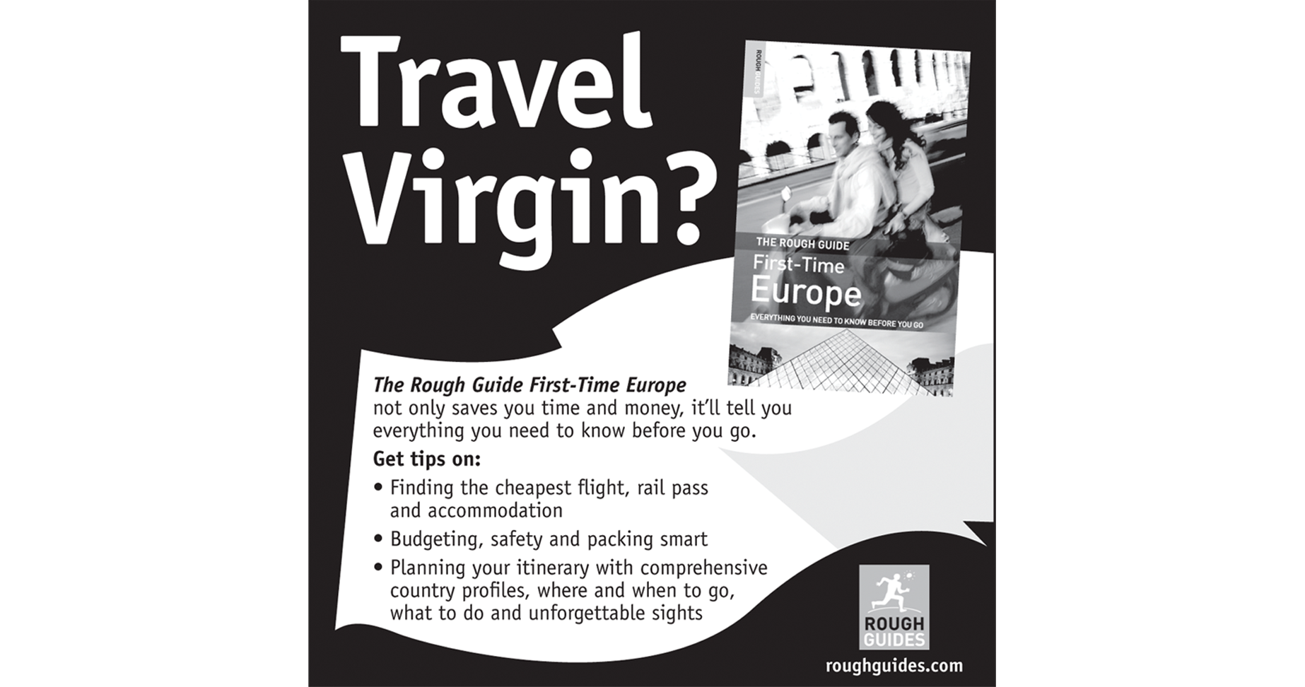 Travel College Advertising