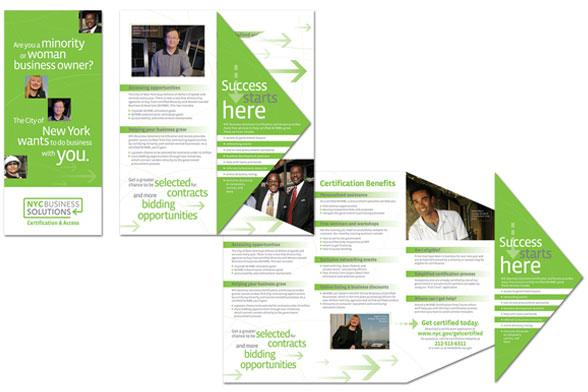 Adventium | DASNY brochure design